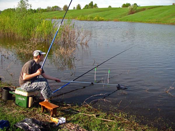 самые лучшие рыболовные места